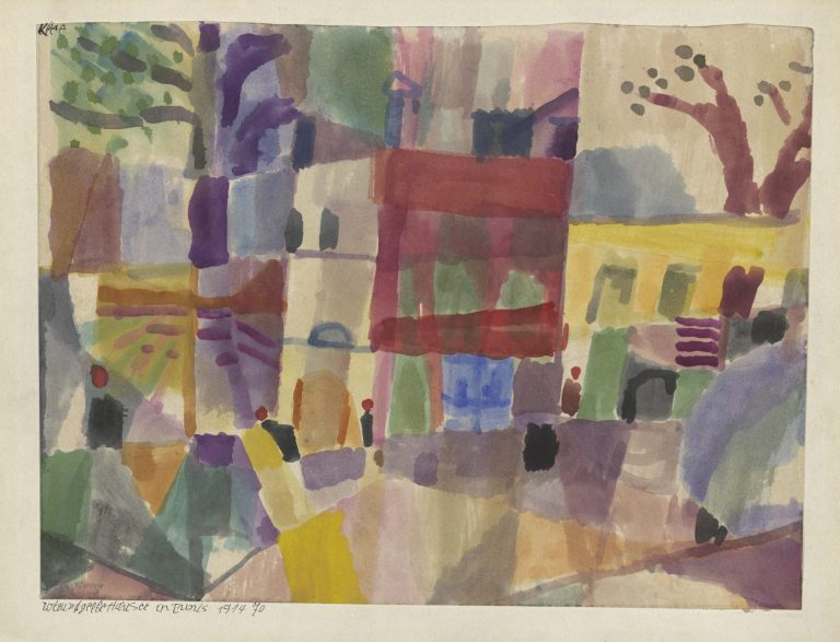 paul klee meets tunisia